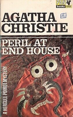 £6.49 • Buy Peril At End House - Agatha Christie - PAN - Acceptable - Paperback