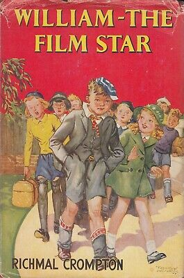 £23.49 • Buy William The Film Star - Richmal Crompton - Newnes - Acceptable - Hardcover