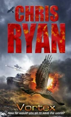 £4.50 • Buy Vortex: Code Red - Chris Ryan - Doubleday - SIGNED - Acceptable - Hardcover