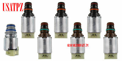 AU241.53 • Buy 6r80 Transmission Valve Body SOLENOID KIT 7pc 09up Ford Territory