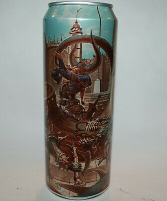 $ CDN1.20 • Buy Russian *Faxe* Empty Bottom Opened Beer Can. Limited Edition. HEIMDALL. 0.45 L