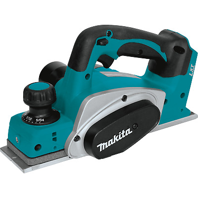 New Makita XPK01Z 18V LXT Lithium-Ion Cordless 3-1/4 In Planer - Tool Only • 109.61£