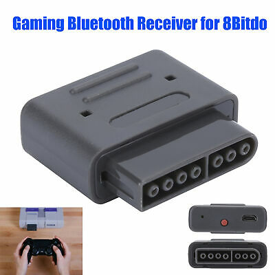 AU32.29 • Buy For 8Bitdo BT Receiver Wireless Dongle For NES Pro PlayStation 3 Game Controller