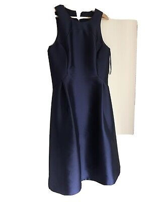 AU125 • Buy Forever New Navy Cocktail Ball Occasion Dress Size 14