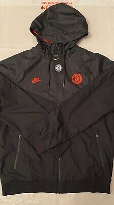 £49.99 • Buy Nike Authentic Chelsea Fc Mens Hoodie Football Jacket Coat Brand New With Tags M