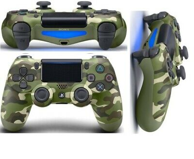 AU49.78 • Buy Green Camo Dualshock4 Ps4 Wireless Bluetooth Controller For Sony Playstation4