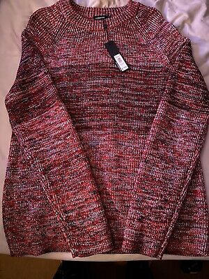 £13.50 • Buy J Lindeberg Chunky Knit Jumper In Size Large