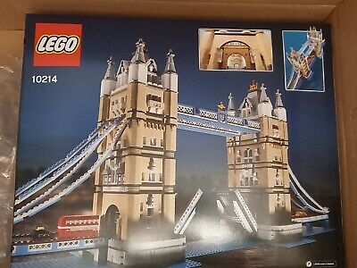 LEGO Creator Tower Bridge 10214 Brand New And Sealed Set A1 Condition • 299.99£