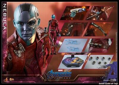 $ CDN301.03 • Buy 1/6 Hot Toys Marvel Avengers 4 EndGame Nebula Collectible Figure MMS534 In Stock