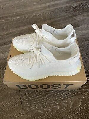 $ CDN423.22 • Buy Adidas Yeezy Boost 350 V2 Cream White, Size 9, Brand New With Tag And Box