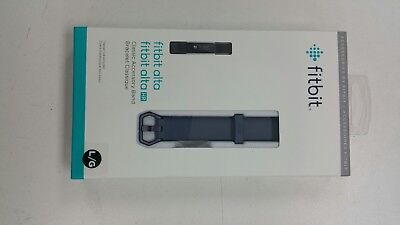 AU9 • Buy Fitbit Alta HR/Alta Classic Band   Blue Gray   Large   BRAND NEW & GENUINE