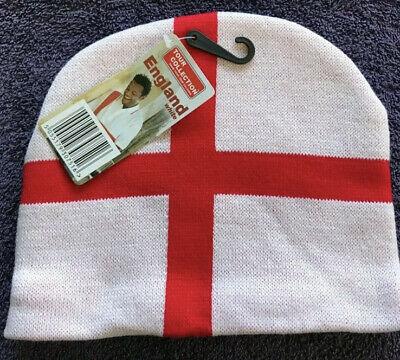 £2 • Buy England Tour Collection Beanie Hat- Brand New