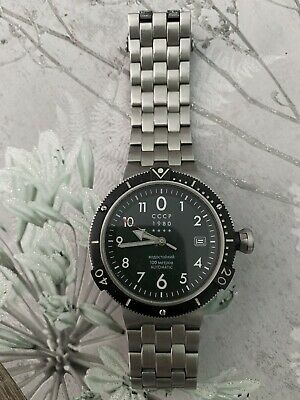 £200 • Buy CCCP Kalshalot Submarine Automatic Men's Watch