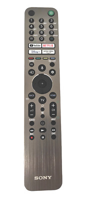 AU93.16 • Buy Backlit Voice Remote Control Commander Controller RMF-TX621E For SONY 4Κ 8KHD TV