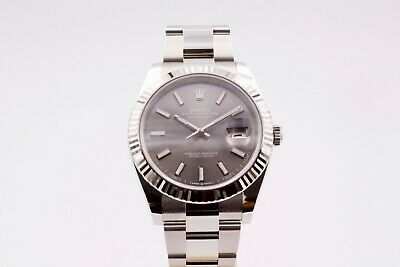 $ CDN15085.52 • Buy Rolex Datejust 126334 41mm Box And Papers 2021 Unworn