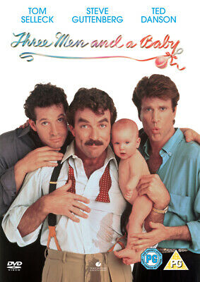 £4.95 • Buy Three Men And A Baby DVD   Tom Selleck   Coemdy   1987