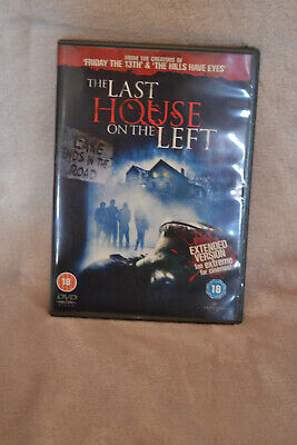 £1.99 • Buy The Last House On The Left - Extended Edition