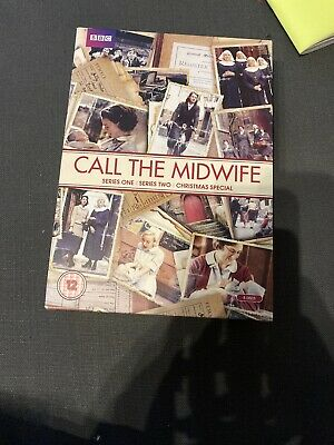 £3 • Buy Call The Midwife - The Collection (DVD, 2013, 6-Disc Set, Box Set)