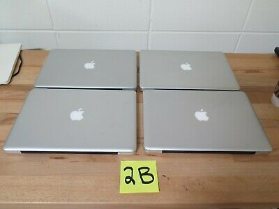 $ CDN82 • Buy Lot Of 4 Apple MacBook Pro Laptops UNTESTED As-Is/For Parts/Repair A1278 2B