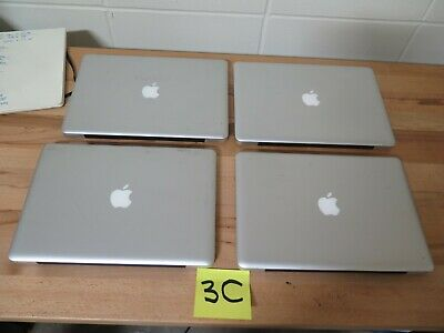 $ CDN115.50 • Buy Lot Of 4 Apple MacBook Pro Laptops UNTESTED As-Is/For Parts/Repair A1278 3C