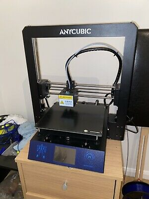 Anycubic Mega 3D Printer With Accessories • 50£