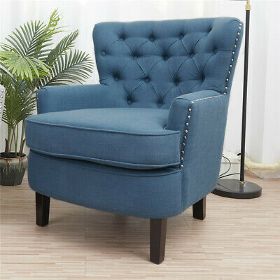 £169.94 • Buy Orthopedic High Back Chair Queen Armchair Seat Cushion Backrest Anne Tub Lounge