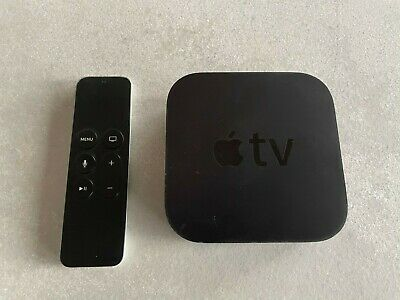 AU102.50 • Buy Apple TV (4th Generation) 32GB HD Media Streamer - A1625