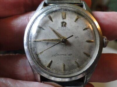 $ CDN185.73 • Buy Vintage Omega Automatic Seamaster Watch Does Work But For Parts