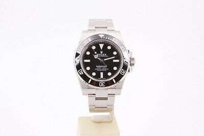 $ CDN17386.70 • Buy Rolex Submariner 40mm 114060 Box And Papers 2020 Unworn