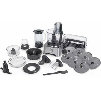 View Details Kenwood Multipro Excel Food Processor FPM910 1300W Brand New • 289.00£