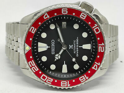 $ CDN35.80 • Buy Vintage Seiko Diver 7002-7000 Black Prospex Modded Face Automatic Watch 559294