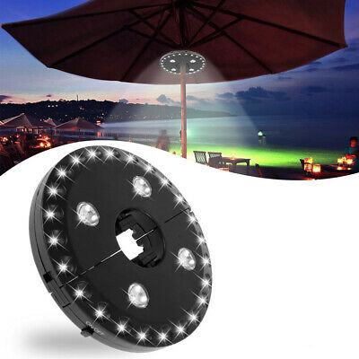 AU13.50 • Buy Patio Umbrella Light Wireless Outdoor Camping Tent Lamps LED Lighting 3 Mode