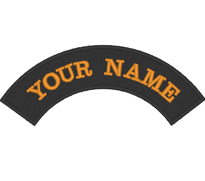 £1.99 • Buy Embroidered Name Patch, Badge, Biker MCC, Club, Team, Airsoft, Martial Arts