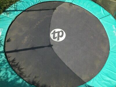 £75 • Buy TP Trampoline 10ft, With Net And Poles, Recently Purchased Spring Protector.