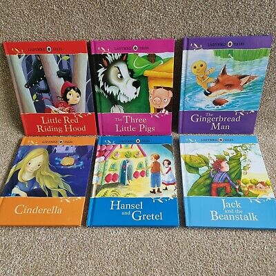 £5.50 • Buy Ladybird Tales Books Classic Collection 6 Hardback Childrens Set Learning