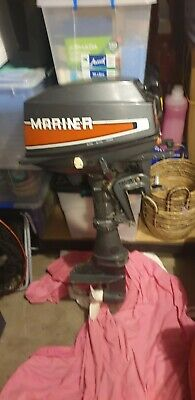 AU300 • Buy Mariner 8hp Outboard Motor