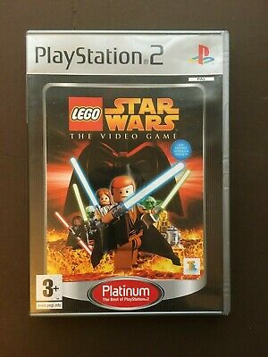 £4.99 • Buy LEGO Star Wars The Video Game - PS2 Game (C19)