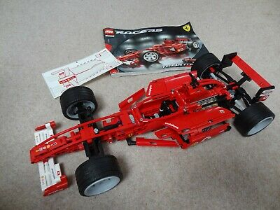 £69 • Buy Lego Set 8386 Ferrari 1:10 Scale. 100% Complete With Instructions. No Box