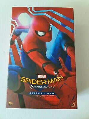 $ CDN472.70 • Buy Spider-Man - Spider-Man: Homecoming - Marvel 1/6 Figure By Hot Toys MMS425