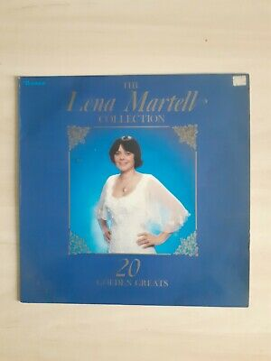£0.50 • Buy LENA MARTELL - The Lena Martell Collection (Vinyl Album)