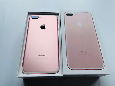 AU92.49 • Buy Apple IPhone 7 Plus 32GB Rose Gold | Unlocked | A1784 | 96% Batt