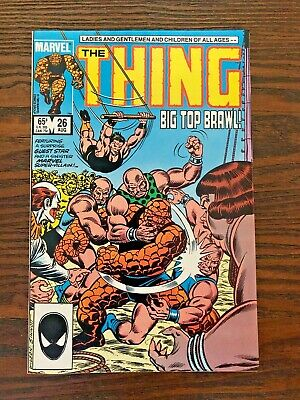 £0.70 • Buy Marvel Comics The Thing #26 Copper Age Free Shipping