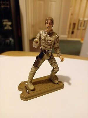 £4.99 • Buy Star Wars Luke Skywalker Bespin And Stand Action Figure
