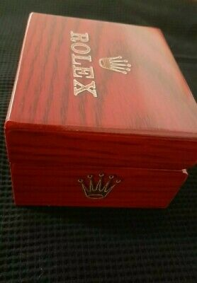 $ CDN54.53 • Buy Vintage ROLEX Box ; Very Nice And Rare ; BEAUTIFUL ; EXCELLENT CONDITION * HOT