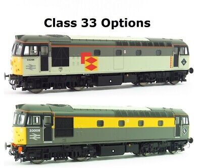 £95 • Buy Heljan Class 33 With Options