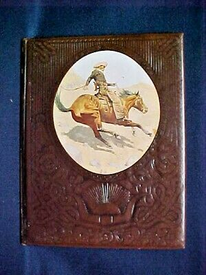 £3.54 • Buy Time Life Books Old West Series The Cowboys Leatherette Hardcover + Horse Sketch