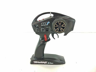 $ CDN54.44 • Buy Traxxas TQi 2.4Ghz 4-Channel Transmitter No Receiver TRA6530 TRX-4 Summit