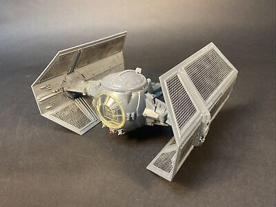 $ CDN301.28 • Buy STAR WARS VINTAGE DARTH VADER TIE FIGHTER 1978 WORKING LED! Original Complete