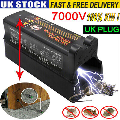 £26.99 • Buy Electronic Mouse Trap Victor Control Rat Killer Pest Mice Electric Rodent Zapper