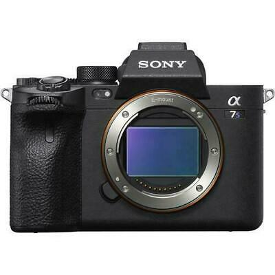 $ CDN4600 • Buy NEW Sony Alpha A7S III 12.1MP Mirrorless Interchangeable Lens Camera (Body Only)